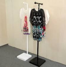 High End Clothing Store Display Rack Clothes For Men And