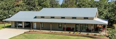 104 Homes Made Of Steel Custom Living Spaces Barn Mueller Inc
