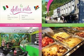 dolce cuisine la dolce vita seychelles home