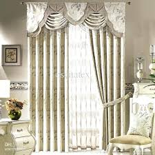Modern Valances For Dining Room Living Windows Valance Curtains On