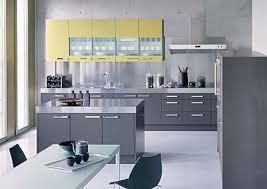 The Granite Gurus Grey Yellow Kitchens