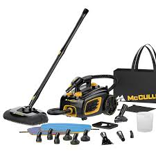 Haan Floor Steamer Wont Turn On by Amazon Com Mcculloch Mc1375 Canister Steam System Carpet Steam
