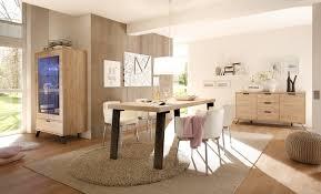 esszimmer essgruppe eiche anthrazit matt designermöbel
