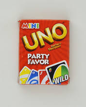 Uno Decks by Mini Uno Cards Little Obsessed Www Littleobsessed Com