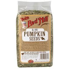 Pumpkin Seeds Testosterone by Bob U0027s Red Mill Pumpkin Seeds 24 Oz 680 G Iherb Com