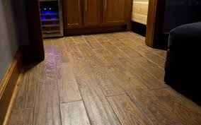 Cabot Porcelain Tile Dimensions Series by Is That Wood Or Tile It U0027s Both Meet Wood Grain Tile The Kansas