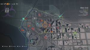 100 Safe House Riverside The Division 2 West End SHD Tech Cache Locations