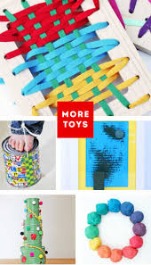 25 DIY Toys You Can Make At Home