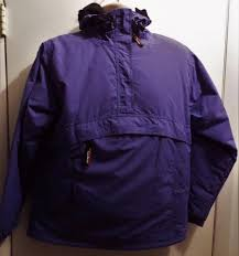 LL Bean Anorak Thinsulate Pullover Hooded Jacket Purple Nylon ... Llbean Sweater Fleece Coat The Quilted Jacket Kelly In The City Ll Bean Womens Size M Pale Blue And Corduroy Chore Vintage Ll Canvas Field Barn Small W Adirondack Flanllined A Good Doesnt Have To Cost 400 Barbour Beaufort Outdoors With Liner 2321015183 Most Stylish Portland People Of 2012 Mainetoday Bean Utility Red Petite Pine Ridge Ultrawarm Threequarter Length Lavender Mauve Flanllined Med