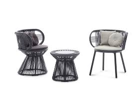 This Outdoor Furniture Line By Dedon Wants To Round Off ...