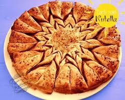 tarte soleil au nutella il était une fois la pâtisserie