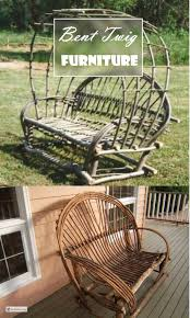 Bent Twig Furniture - Make Your Own Rustic Chairs And Benches 30 Pieces Of Fniture You Can Get On Amazon That People Actually Spectacular Savings On Rustic Hickory Straight Back Rocker Bear Chairs Colossal Check Out These Major Deals And Oak Twig Arm Paint Reupholster Our Bentwood Rocker To Fit The Living Room Paw Patrol Kids Moon Chair The Warehouse Outdoor Rocking Chairs Cracker Barrel Best Way For Your Relaxing Using Wicker Up 33 Off Artisan Mission Amish Outlet Store Pin By Tavares Brown Tee In 2019 Adirondack Rocking Chair Folding Lyrics Athabeyondkeurigga