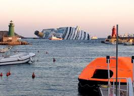 Cruise Ship Sinking Italy by Cruise Ship Runs Aground Off Italy 3 Dead Cbs News