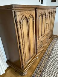 highboard sideboard esszimmer rustikal antik