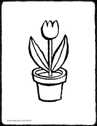 20 Façons De Dessiner Une Tulipe Et 44 Autres Fabuleux Fleurs Avec