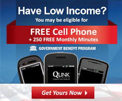 Q Link Wireless – Free Phones And FREE Monthly Minutes – Saving