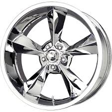 2) 15X7 0 5X114.3 5X4.5 MB OLD SCHOOL CHROME WHEELS/RIMS 15