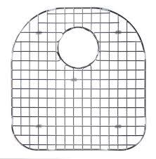 Sink Grid Stainless Steel by Artisan Manufacturing Stainless Steel Sink Grid Model Bg20s