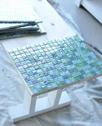 tiling a table top home design ideas and pictures