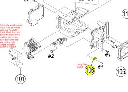 Sony Xl 5200 Lamp Replacement Instructions by I Have Replaced The Rear Projection Bulb In My Sony Kds 60a2000