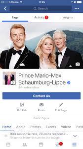 Uncategorized – Seite 9 – Prince Mario Max Schaumburg Lippe of
