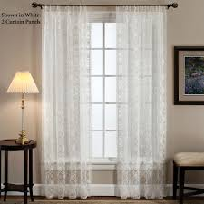 Richmond Macrame Lace Window Treatment