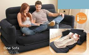 intex inflatable pull out sofa india scandlecandle com