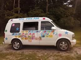 Ice Cream Truck OR Conversion Van