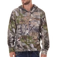Walmart Camo Bedding by Men U0027s Fleece Camo Full Zip Jacket Walmart Com