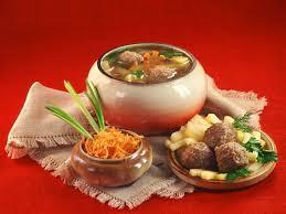 nationale ukrainische küche essen und trinken