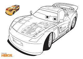Coloriage Cars Coloriage Cars Coloriage Flash 2857
