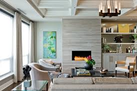 contemporary fireplace surround ideas and eye catching designs