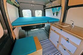 DIY Camper Van: 5 Affordable Conversion Kits You Can Buy Now - Curbed Arb Usa Awnings Accsories Diy Vehicle Camping Curtains Luxury Truck Cap Camper 20 Tyrolling Homes Pinterest Truck Explore Cirrus Nucamp Rv Life My Setup And What You Should Know Before Give It A Try Camper Shell Storage Sleeping Solution Footlockers With The Lweight Ptop Camper Revolution Gearjunkie Earthcruiser Shrinks Offroad Expedition Camping Down To Tacoma Size Anyone Do Pickup Shell Trailer Cversion Best Resource