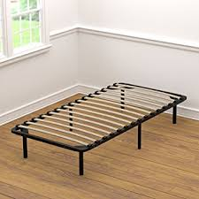 Amazon Handy Living Wood Slat Bed Frame Twin XL Kitchen & Dining
