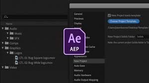 Tutorial Heres How And Why You Should Create An After Effects Project Template