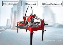 osc h ceramic tile cutting machine and marble table cutter for