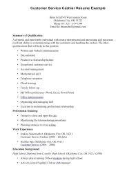 Taco Bell Cashier Job Description Resume