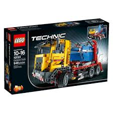 Buy LEGO Technic 42024 Container Truck In Cheap Price On Alibaba.com