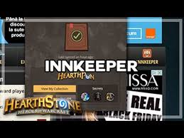 hearthstone how the innkeeper software from hearthpwn works
