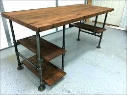 Rustic Office Desk Carlislerccarclub Accessories