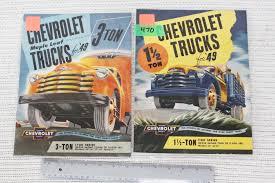 100 1949 Chevrolet Truck Pair Of Sales Brochures