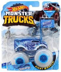 100 Blue Monster Truck Amazoncom BLIZZARD BASHERS HOT Wheels S Dairy