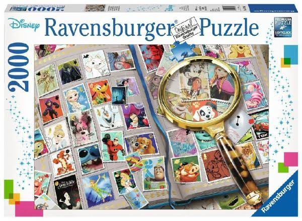 Ravensburger Disney Stamp Album Jigsaw Puzzle - 2000pcs