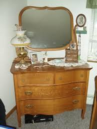 Dresser Mirror Mounting Hardware by Old Antique Dresser With Mirror Bestdressers 2017