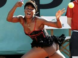 Venus Williams Has Her Own High End Athletic Clothing Line Which She Showcases Throughout Many Successful Tournaments Unfortunately Chose To Wear
