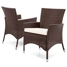 Amazon.com : Best Choice Products Set Of 2 Modern Contemporary ... Cantik Gray Wicker Ding Chair Pier 1 Rattan Chairs For Trendy People Darbylanefniturecom Harrington Outdoor Neptune Living From Breeze Fniture Uk Corliving Set Of 4 Walmartcom Orient Express 2 Loom Sand Rope Vintage Weng With Seats By Martin Visser For T Amazoncom Christopher Knight Home 295968 Clementine Maya Grey Wash With Cushion Simply Oak Practical And Beautiful Unique Cane Ding Chairs Garden Armchair Patio Metal