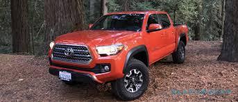 2016 Toyota Tacoma TRD Off-Road Review - SlashGear