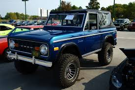 Ford Bronco Through The Years: History Of An SUV Icon | Pics I Like ...