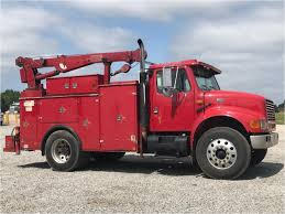 100 Utility Truck For Sale 2001 INTERNATIONAL 4900 Service Mechanic