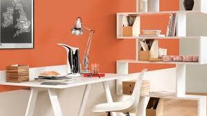bureau coloré couleur pour un bureau a la maison aménager bureau feng shui